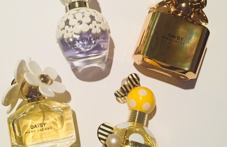 Marc Jacobs' Perfume Collection