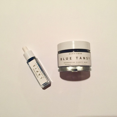 Herbivore True Blue Skin Clarifying Duo