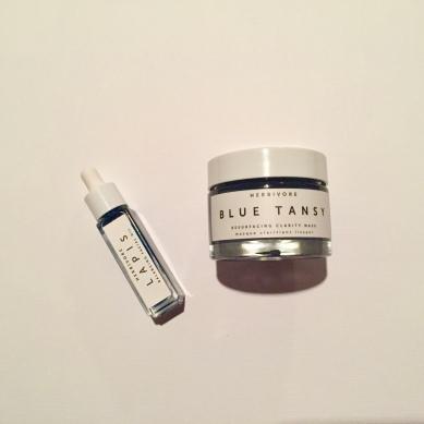 HerbivoreTrue Blue Skin Clarifying Duo