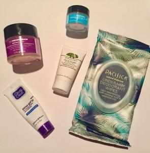 Skin Care Use Up