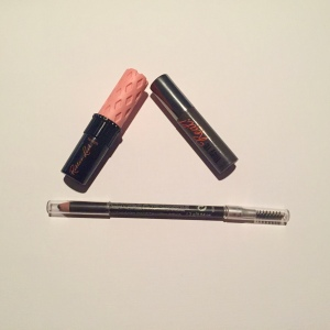 Mascara and Eye Brow Pencil