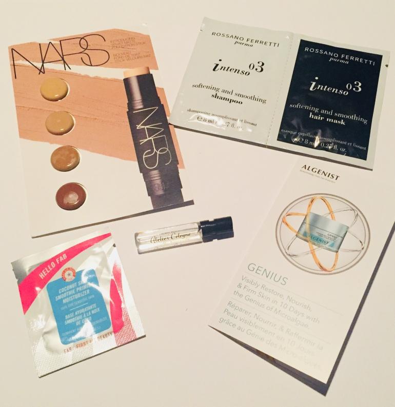 Sephora Samples Introduction   Tayler's Edit