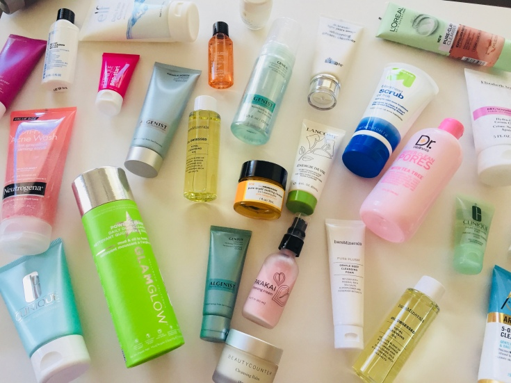 Cleanser Collection!