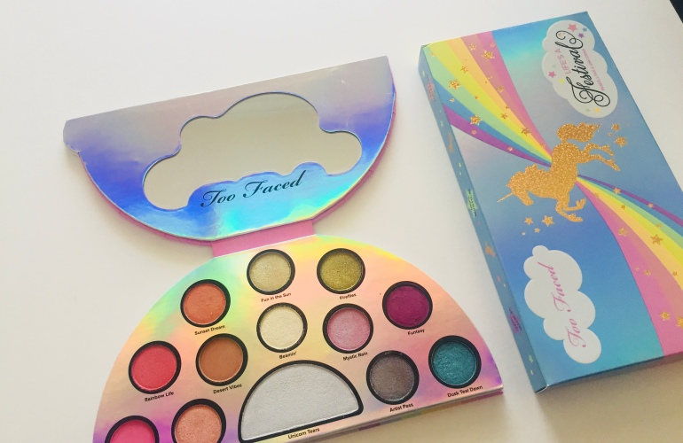 Too Faced Life's A Festival Palette Review | Tayler's Edit