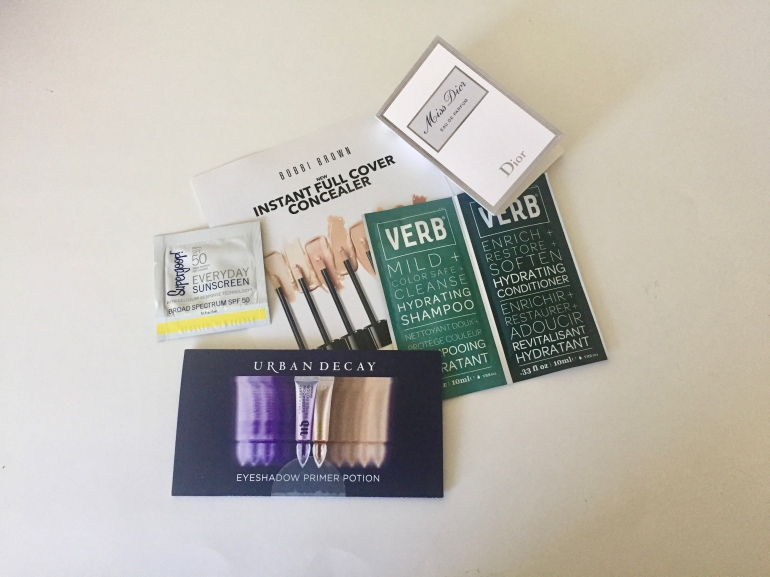 Sephora Sample Sunday #12 | Tayler's Edit