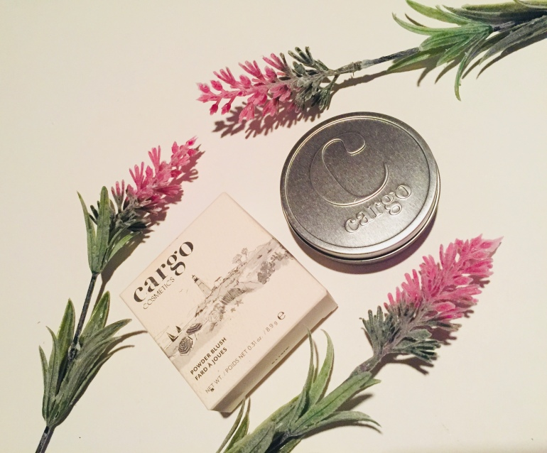 Cargo The Big Easy Blush Review | Tayler's Edit