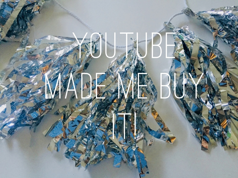 YouTube Made Me Buy It | Tayler's Edit