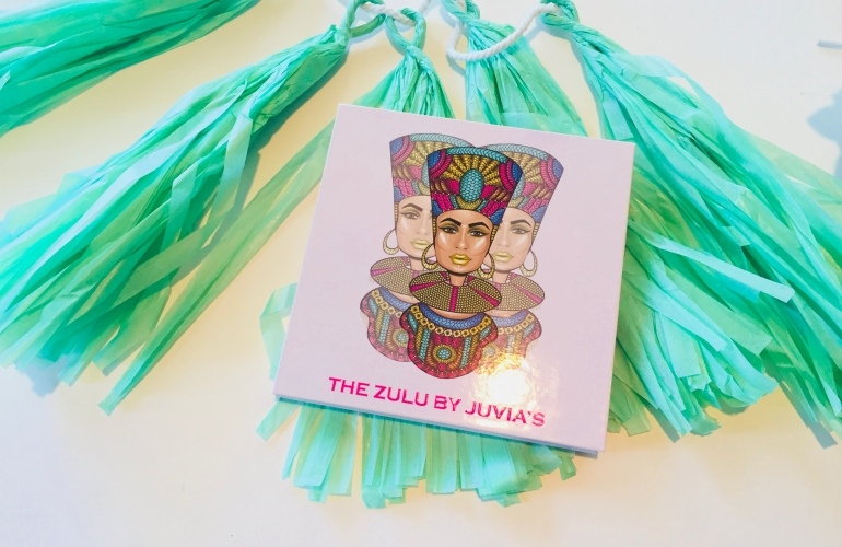 Juvia's Place The Zulu Palette Tutorial | Tayler's Edit
