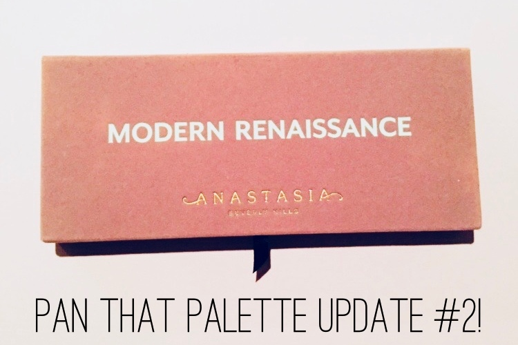 Anastasia Beverly Hills Modern Renaissance Pan that Palette Update 2 | Tayler's Edit