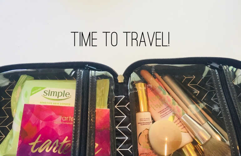 Beauty Products to Travel With | Tayler's Edit