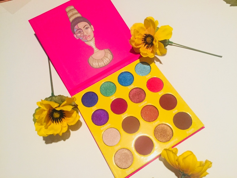 Juvia's Place The Masquerade Palette   Tayler's Edit