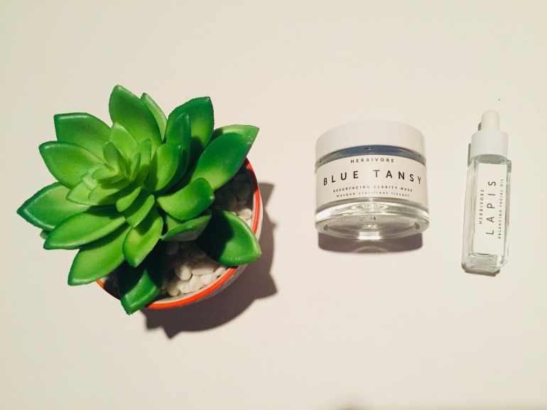 Herbivore True Blue Skincare Set | Tayler's Edit