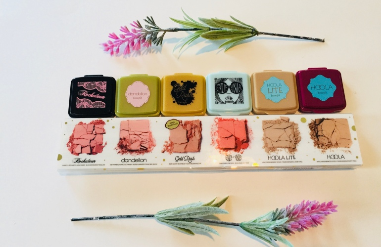 Benefit Cosmetics The Blush Brunch Review | Tayler's Edit