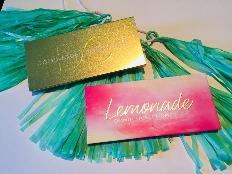 Dominique Cosmetics Lemonade Palette | Tayler's Edit