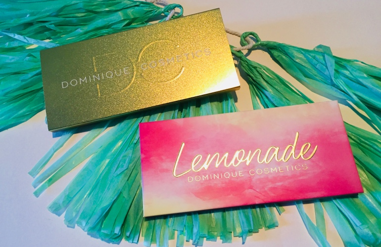 Dominique Cosmetics Lemonade Palette | Tayler's Edit