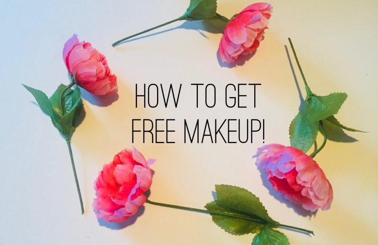 How To Get Free Makeup From Influenster | Tayler's Edit