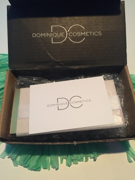Dominique Cosmetics Lemonade Unboxing 2