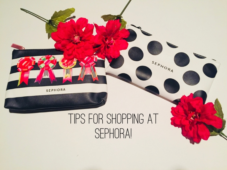 Tips for Shopping at Sephora | Tayler's Edit