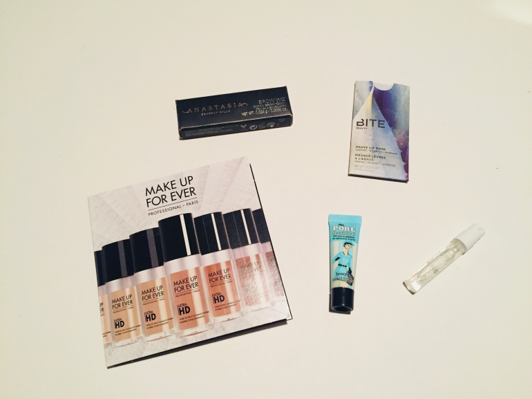 Sephora Samples #25 | Tayler's Edit