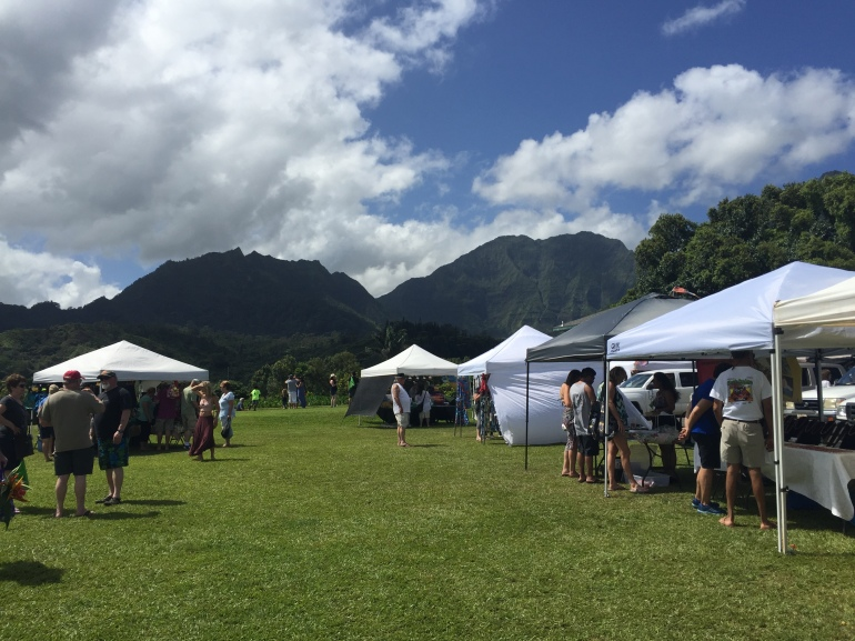 Hawaii Adventures Kauai Farmer's Markets | Tayler's Edit