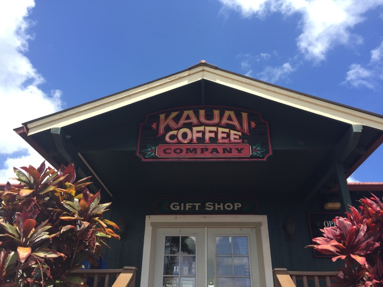 Hawaii Adventures Kauai Coffee Estate | Tayler's Edit