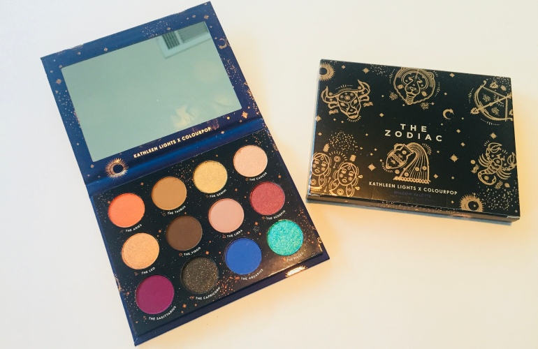 ColourPop The Zodiac Palette Review | Tayler's Edit