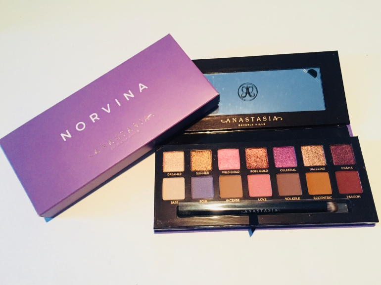 Anastasia Beverly Hills Norvina Palette Review | Tayler's Edit