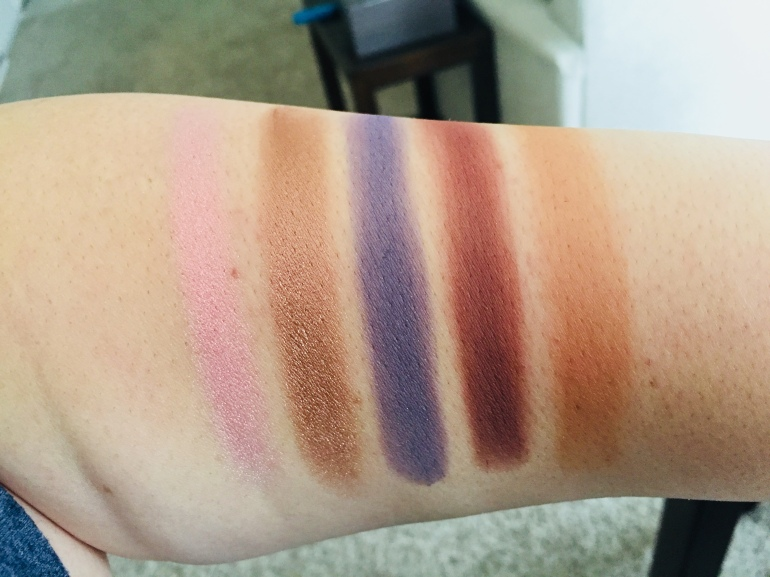 Anastasia Beverly Hills Norvina Palette Swatches | Tayler's Edit