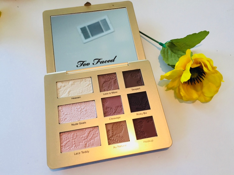 Too Faced Natural Mattes Eyeshadow Palette | Tayler's Edit