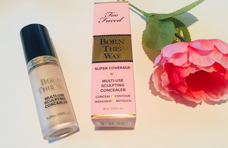 Too Faced Born This Way Sculpting Concealer Review | Tayler's Edit