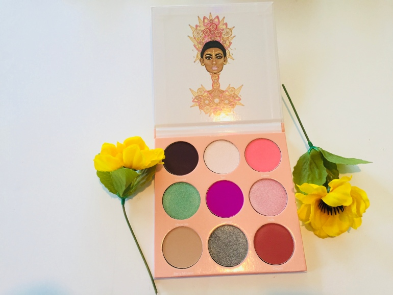 Juvia's Place The Douce Palette | Tayler's Edit