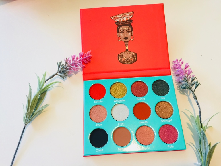 Juvia's Place The Saharan Palette | Tayler's Edit
