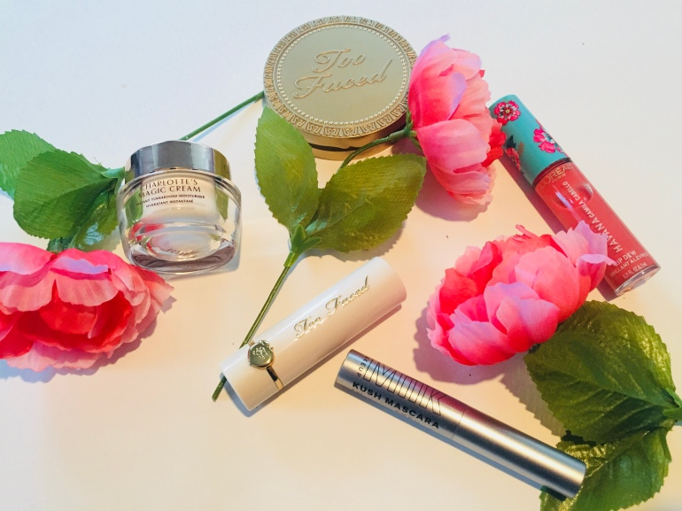 Beauty Favorites of September 2018 | Tayler's Edit