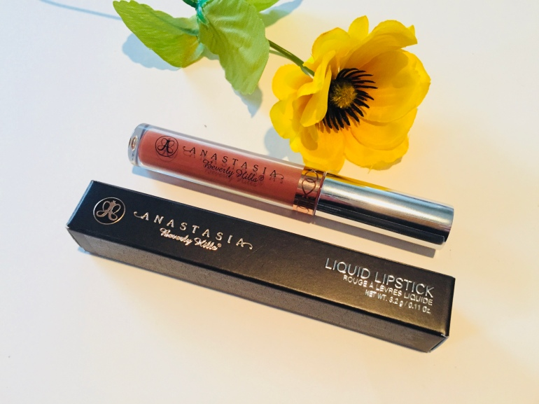 Anastasia Beverly Hills Ashton Liquid Lipstick Review | Tayler's Edit