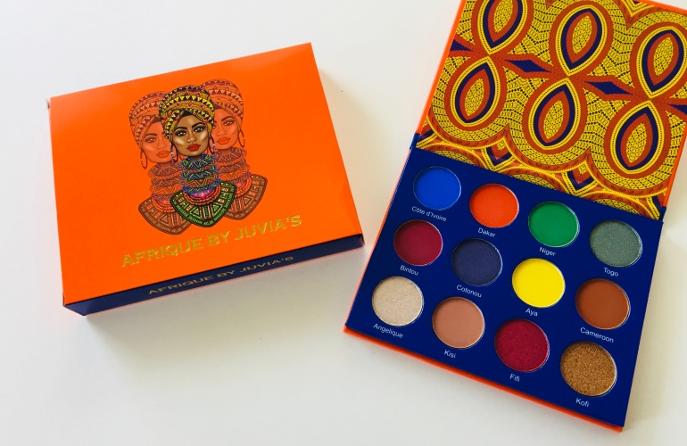 Juvia's Place Afrique Palette Review and Swatches | Tayler's Edit