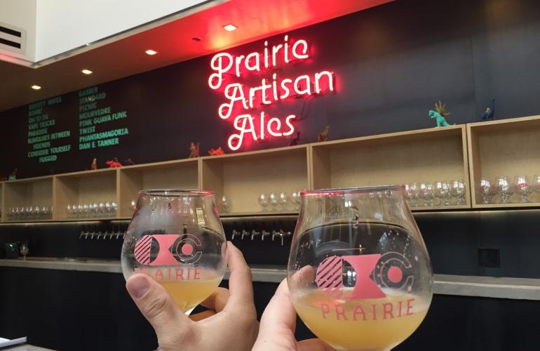Prairie Artisan Ales Brewery OKC | Tayler's Edit