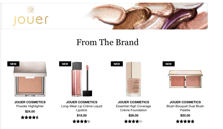 Jouer Cosmetics Sephora | Tayler's Edit