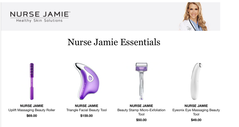 Nurse Jamie Sephora | Tayler's Edit