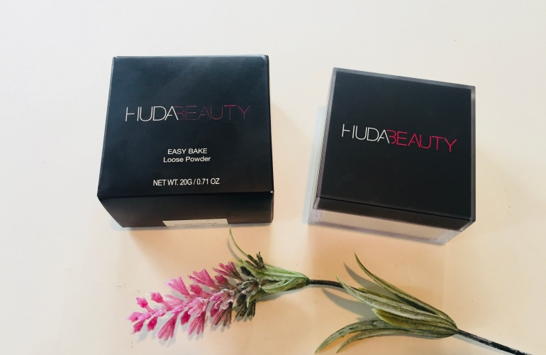 Huda Beauty: Easy Bake Loose Powder Review | Tayler's Edit