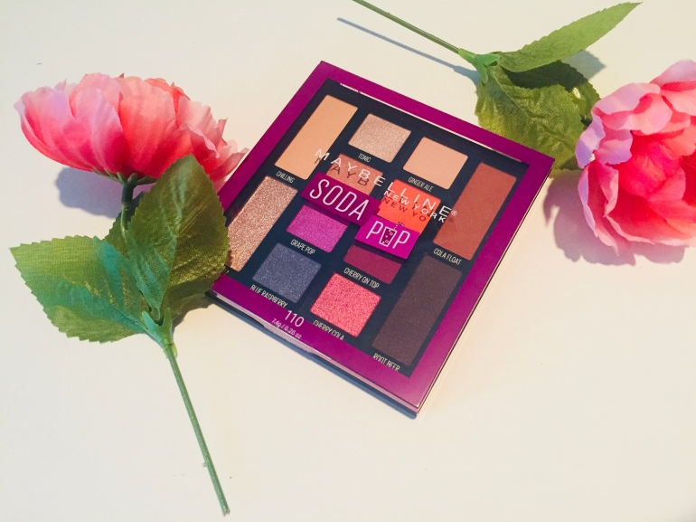 Maybelline Soda Pop Eyeshadow Palette Review | Tayler's Edit