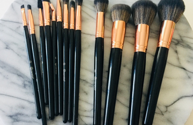 BH Cosmetics Signature Rose Gold Brush Set Review | Tayler's Edit
