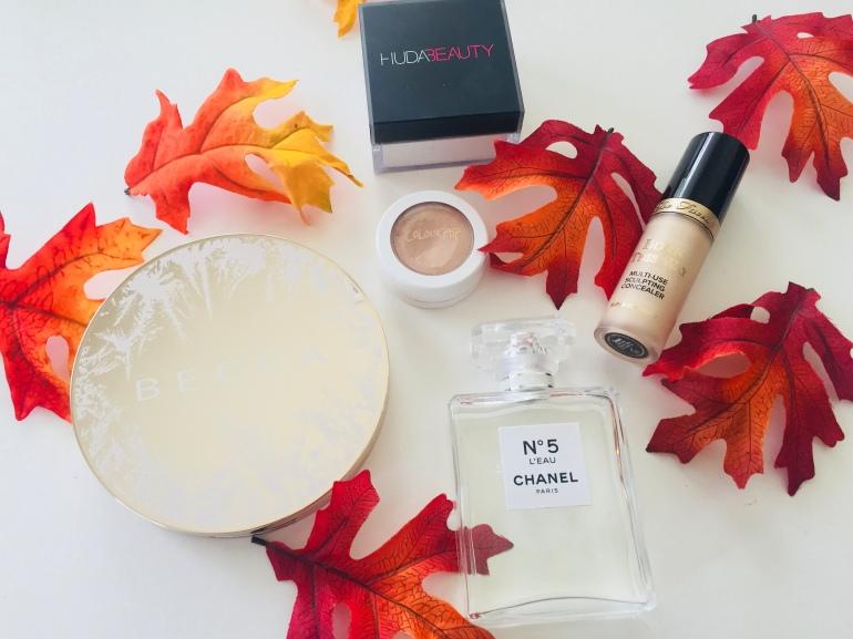 October 2018 Beauty Favorites   Tayler's Edit