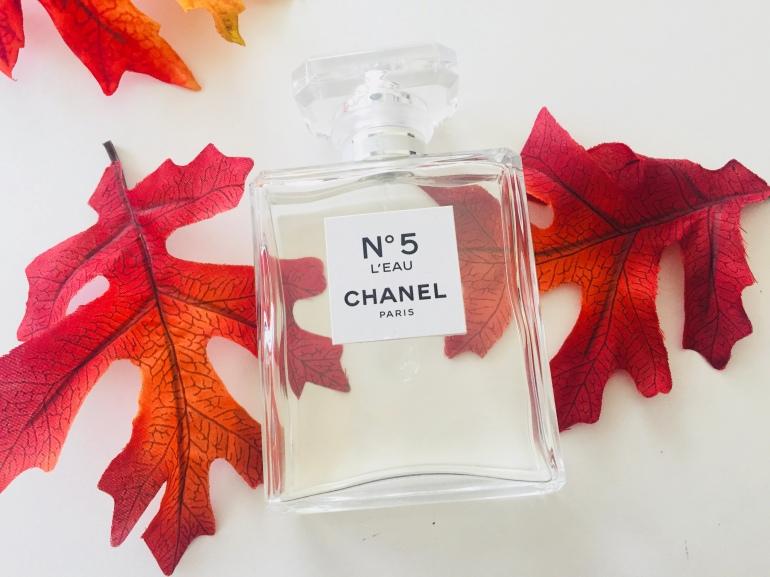 Chanel N°5 L'EAU Perfume | Tayler's Edit