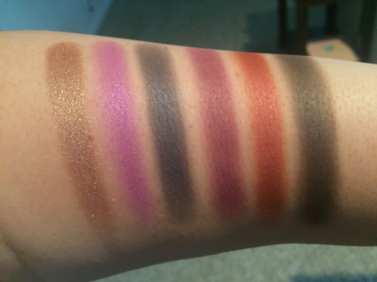 Maybelline Soda Pop Eyeshadow Palette Swatches | Tayler's Edit