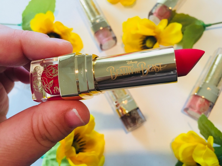 Lorac Cosmetics: Beauty and the Beast Lipstick Collection Review | Tayler's Edit