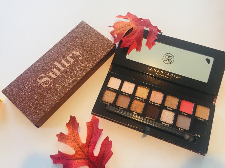 Anastasia Beverly Hills Sultry Eyeshadow Palette | Tayler's Edit
