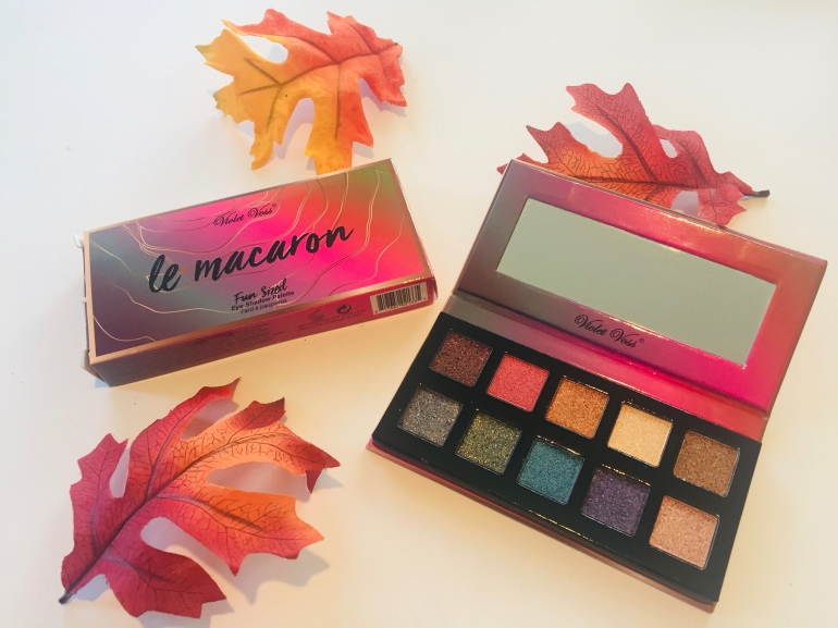 Violet Voss Le Macaron Fun Sized Eyeshadow Palette | Tayler's Edit