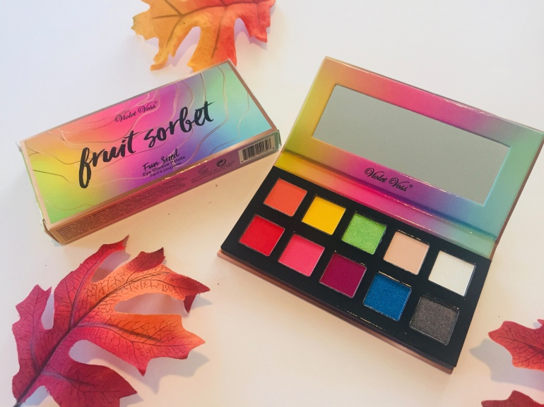 Violet Voss Fruit Sorbet Fun Sized Eyeshadow Palette | Tayler's Edit
