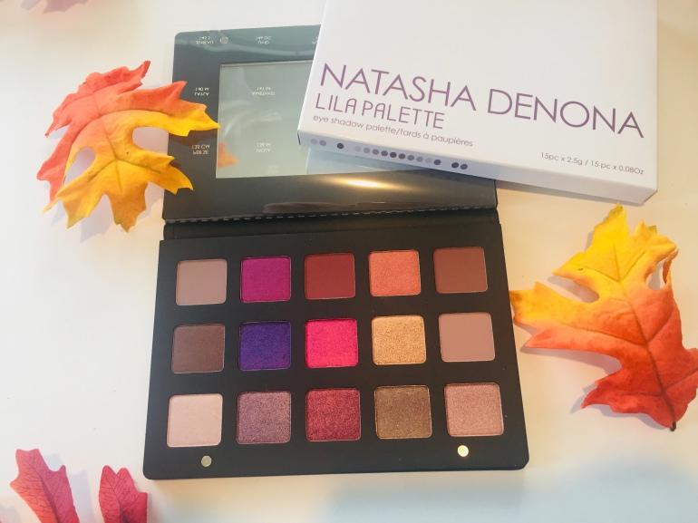 Natasha Denona Lila Eyeshadow Palette | Tayler's Edit