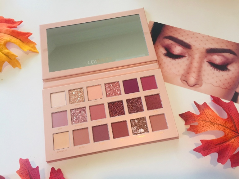 Huda Beauty The New Nude Eyeshadow Palette | Tayler's Edit